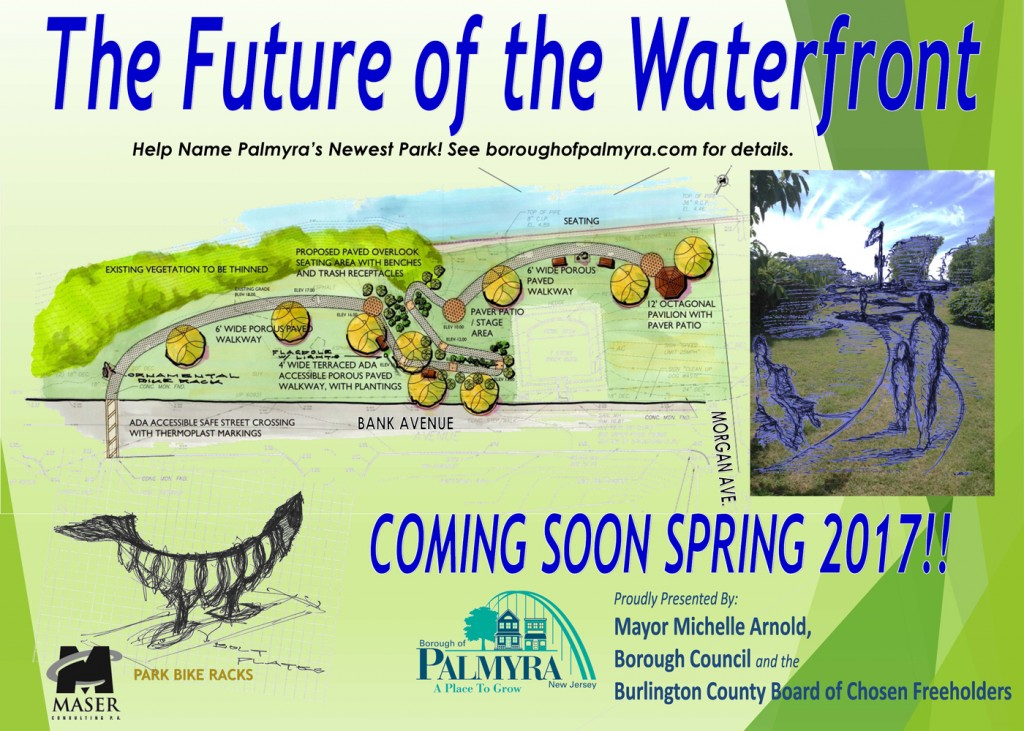 Future of the Waterfront Palmyra FINAL