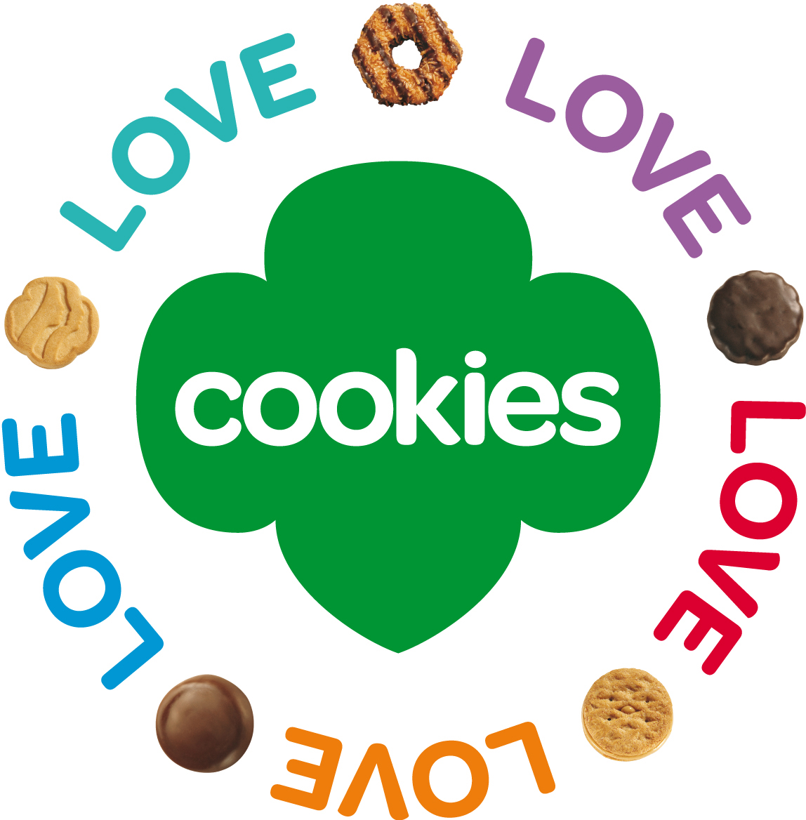 woo hoo it s girl scout cookie time borough of palmyra