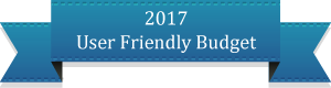 2017 User Friendly Budget